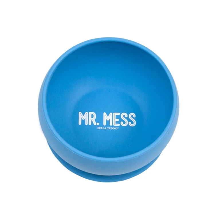 silicone suction bowl funny saying