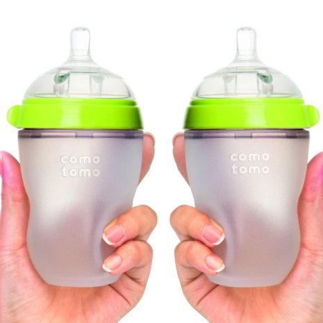 silicone breastfeeding bottles