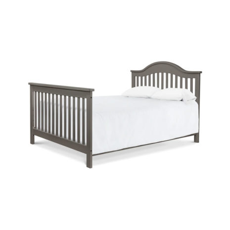 crib to double bed