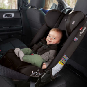 diono all in one car seat