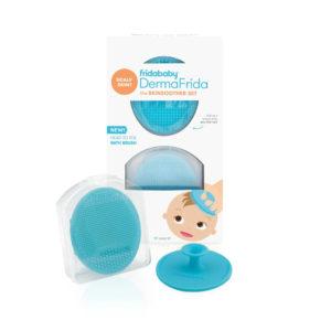 babys wash mit silicone