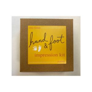 keeksake baby hand print kit