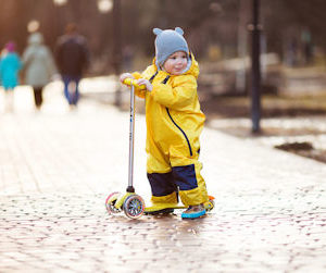 puddle suit waterproof one piece rainsuit