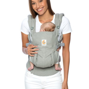 Ergo Omni Cool Mesh Carrier All positons