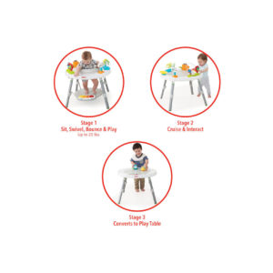 3 stage activity baby to toddler toy