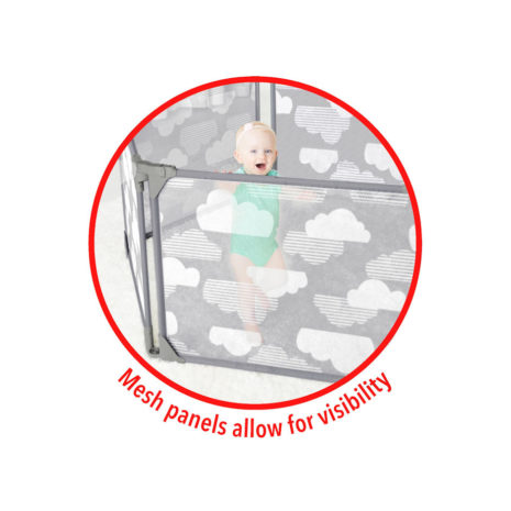 baby gate pen enclosure safety