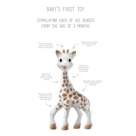 all natural teething toy