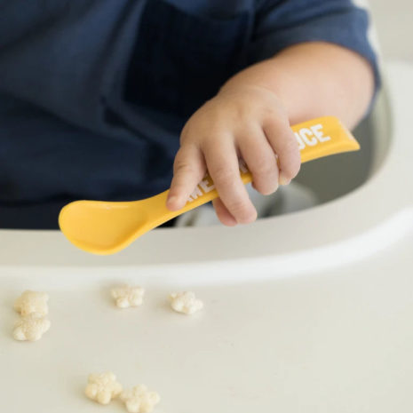 funny sayings silicone first feeding spoons