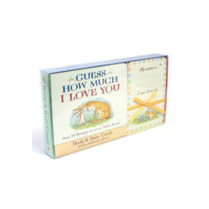 baby milestone cards board book