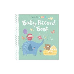 baby journal memory book