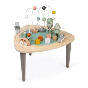 wooden activity toys