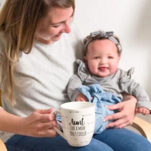 aunt gift mug