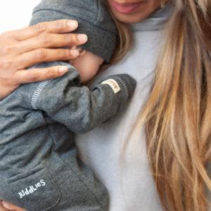 newborn neutral baby hat