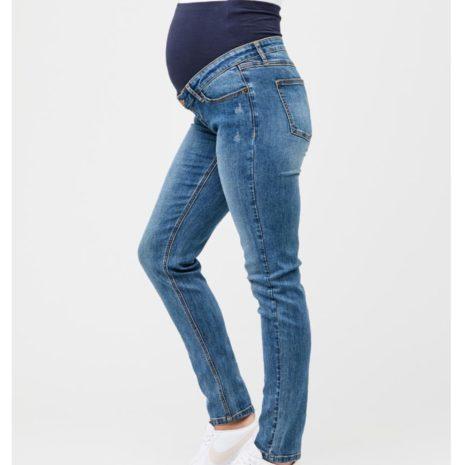 Ripe Maternity Tyler Classic Slim Leg Jean - Blue