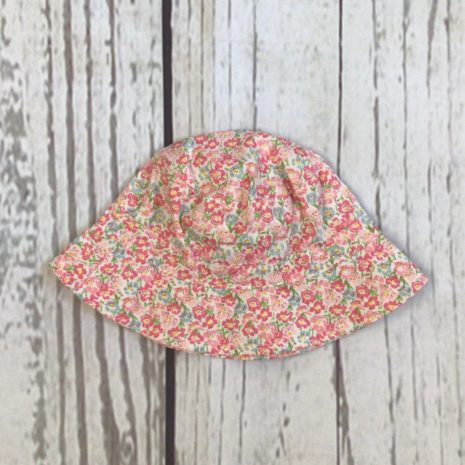Calikids Lightweight Bucket Hat - Floral