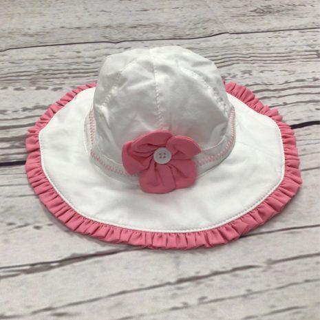 Calikids Girls UV Quick Dry Flower Hat