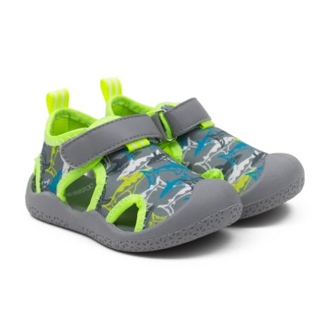 Robeez Water Shoes - Remi Sharks
