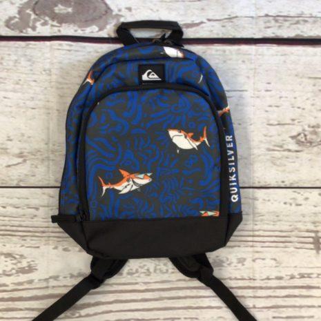 Quiksilver Toddler Shark Backpack