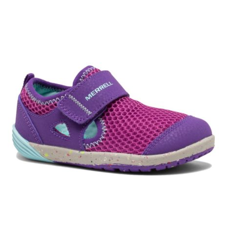 Merrell Bare Steps H2O Purple/Turquoise Shoes