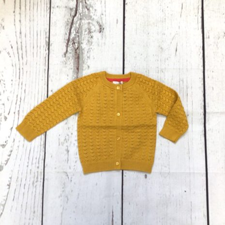 Noppies Cardigan - Sunflower