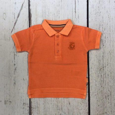 Noppies Polo - Vermillion Orange