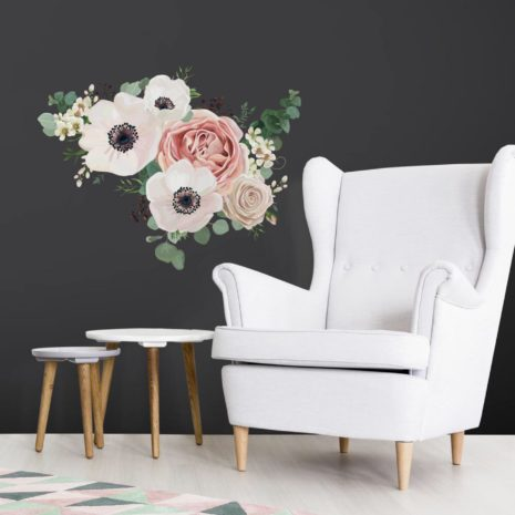 RoomMates Giant Wall Decals - Fresh Floral