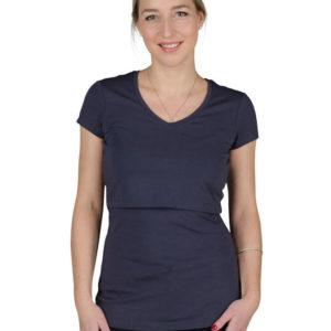 short sleeve nursing t shirt