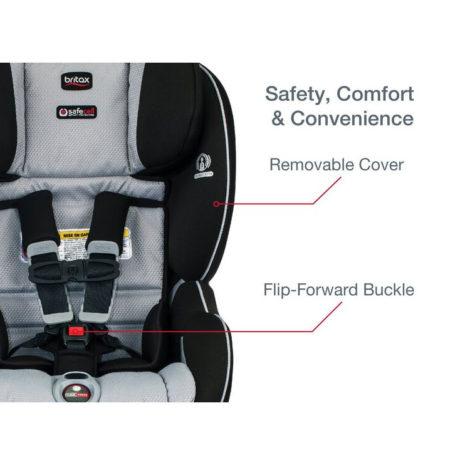 bigger kid car seat