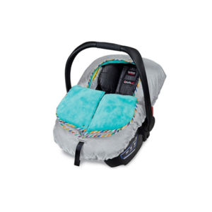 infant all weather car seat cover