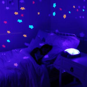 light proector nightlight with music