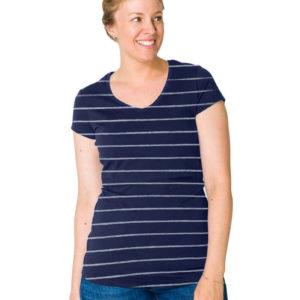 short sleeve nursing top
