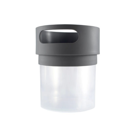 no spill snack cup