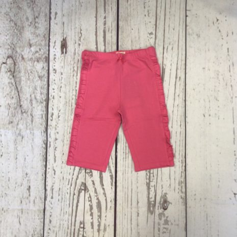 Hatley Pink Ruffle Bike Shorts