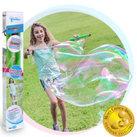South Beach Bubbles WOWmazing Giant Bubble Concentrate Kit
