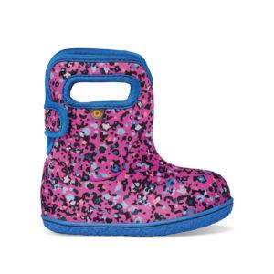 baby girls waterproof boots