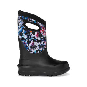 waterproof winter rated rubber boots kids