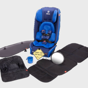Diono 3RXT Bonus pack with accessories