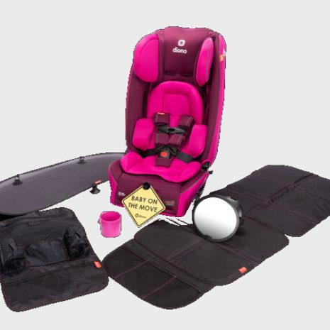 diono bonus pack car seat