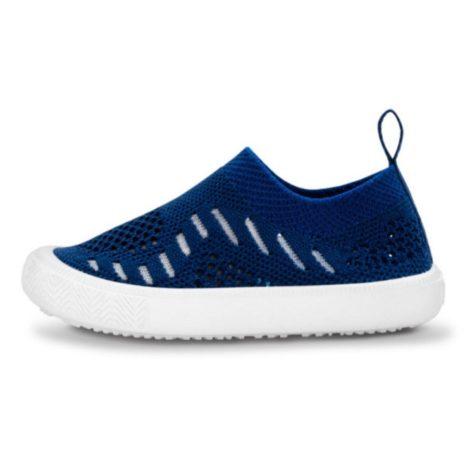 Jan & Jul Breeze Knit Play Shoes - Navy