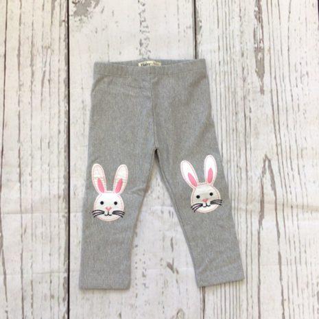 Hatley Cozy Bunny Baby Leggings