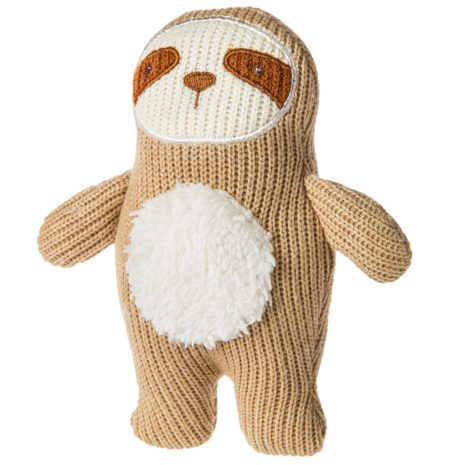 Mary Meyer Knitted Sloth