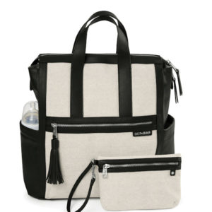 stylish back pack diaper bag