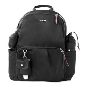 convertible back pack with accessories