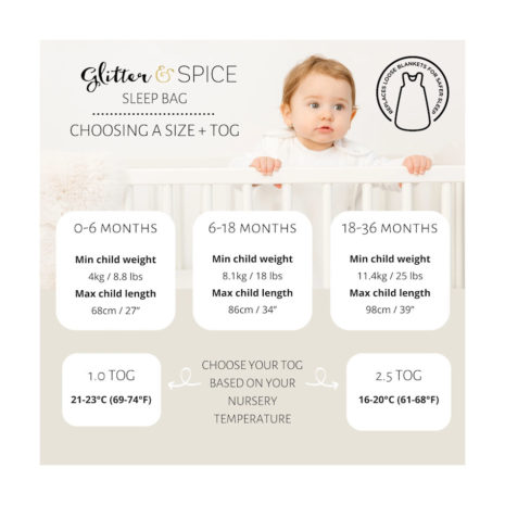 sleep sac instructions
