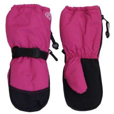 Calikids Long Cuff Mitten - Pink