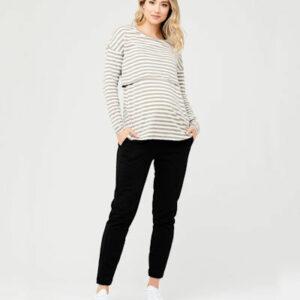 comfortable maternity sweat pants
